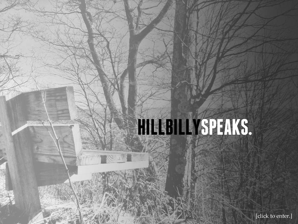 hillbillyspeakshome